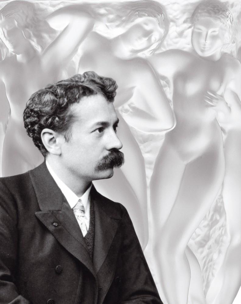 Art Deco Artist Rene Lalique