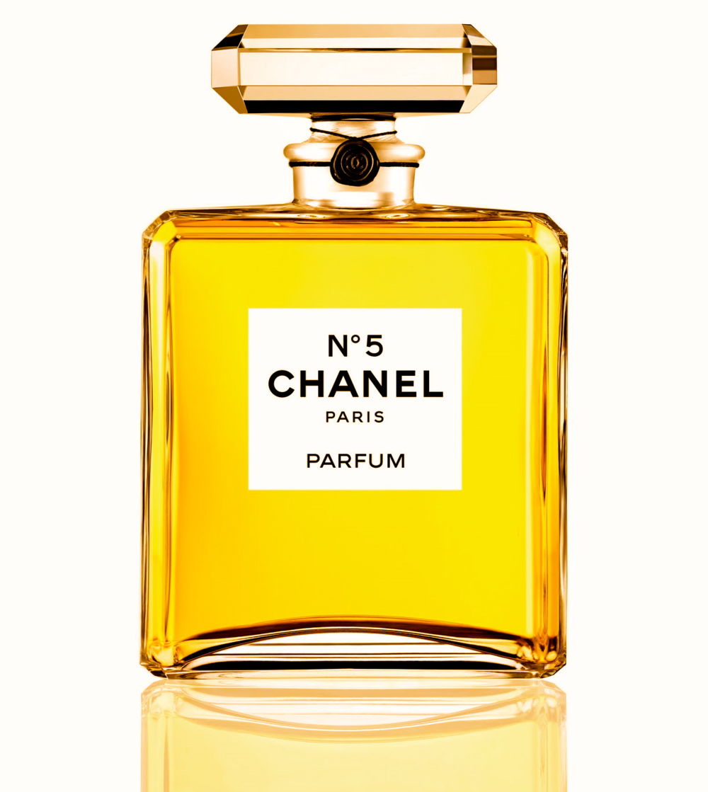 Art Deco Collectible - Perfume Bottle Chanel No 5