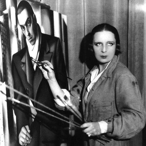 Art Deco Artist, Tamara de Lempicka