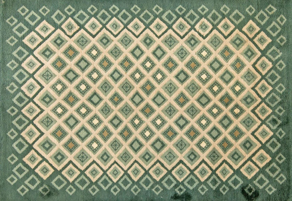 Vintage French Paule Leleu Art Deco Rug - Image source:   1stdibs.com