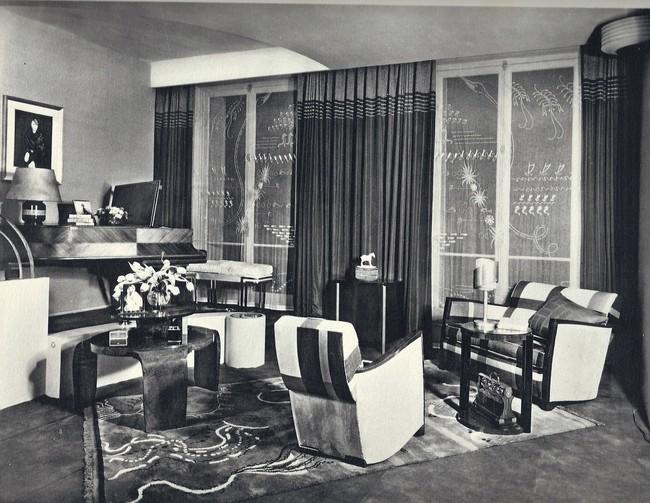 Art Deco Interior Design — Art Deco Style