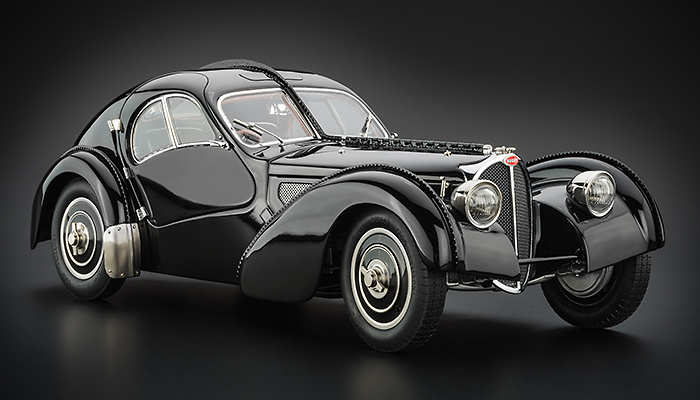 Sex-on-Wheels - The Art Deco Bugatti Type 57SC Atlantic