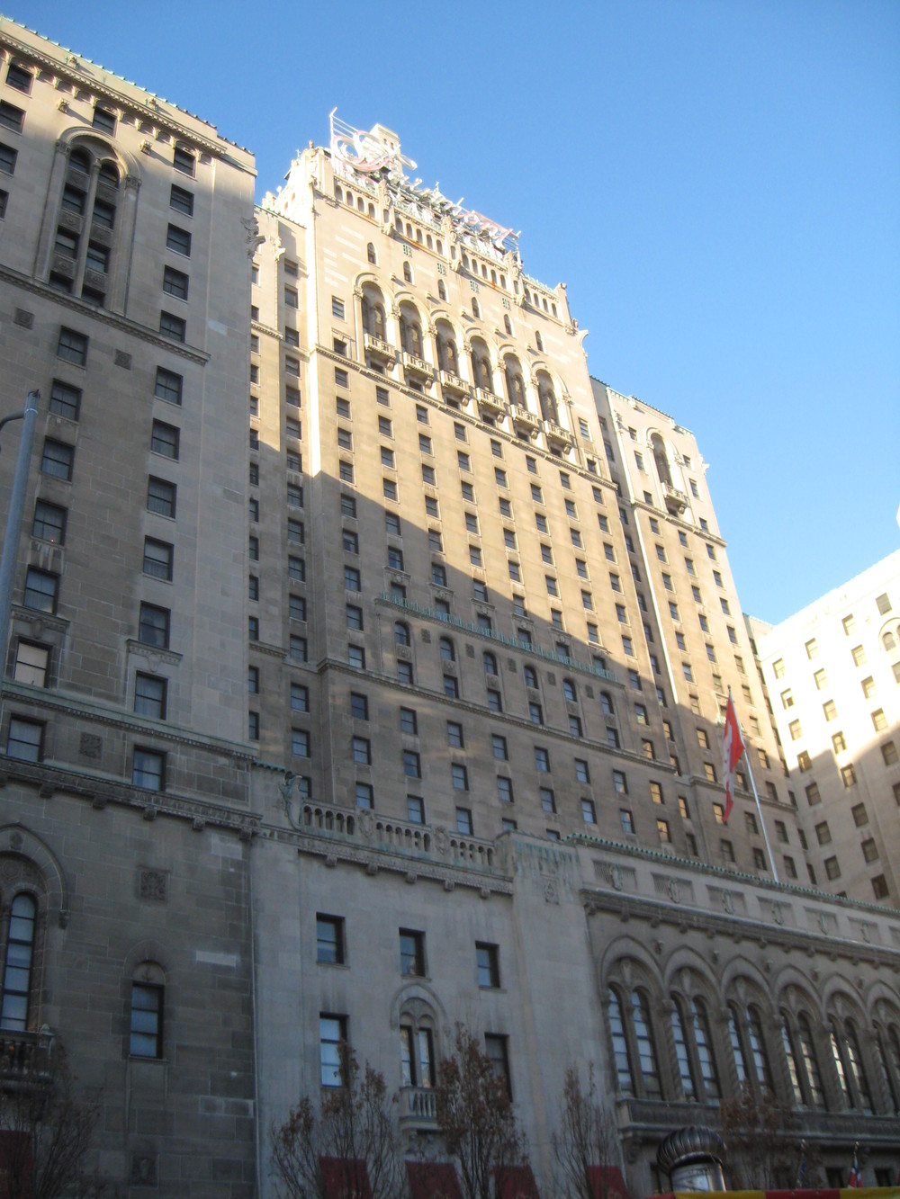 Art Deco Royal York Hotel