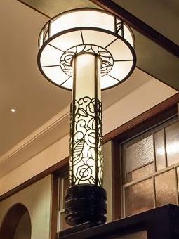 Art Deco Lighting - Tokyo Metropolitan Teien Art Museum