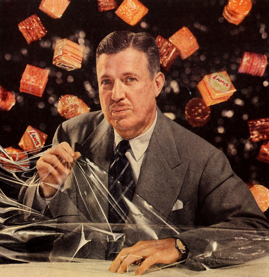 Donald Deskey - Cellophane Package Design Ad