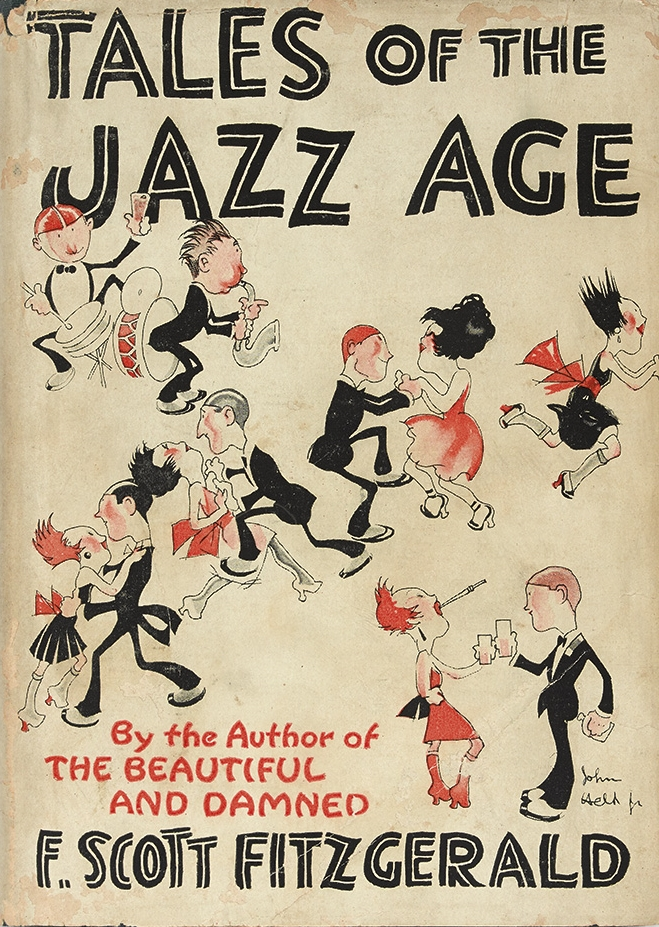 Tales of the Jazz Age by F. Scott Fitzgerald