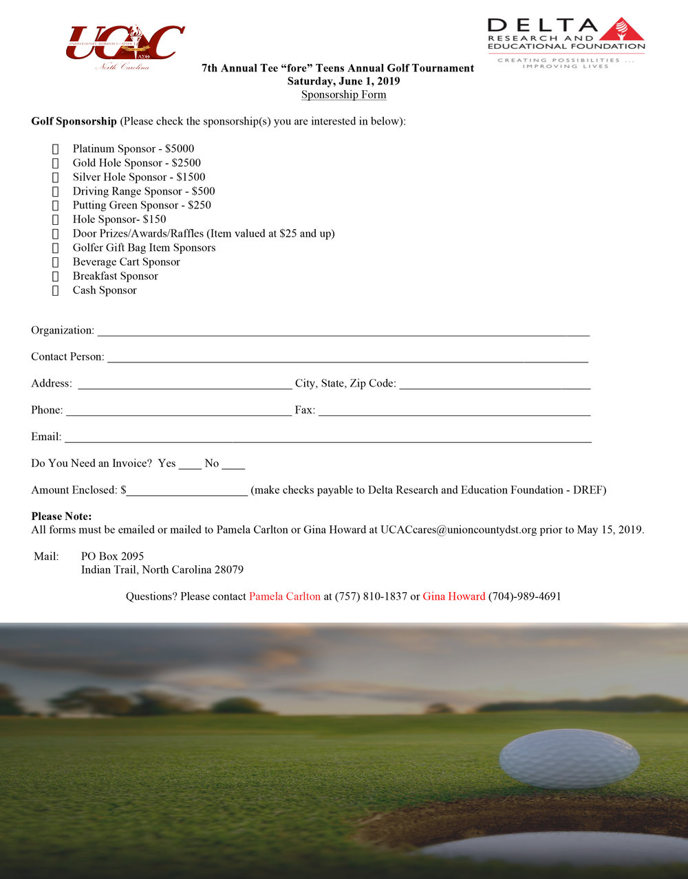 2019 UCAC Golf Tournment   Sponsorship Form revised pg2.jpg