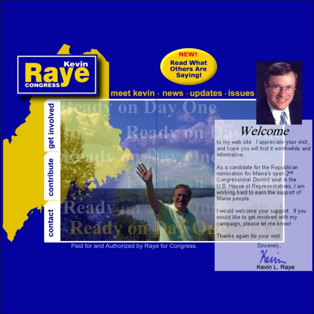 Kevin Raye