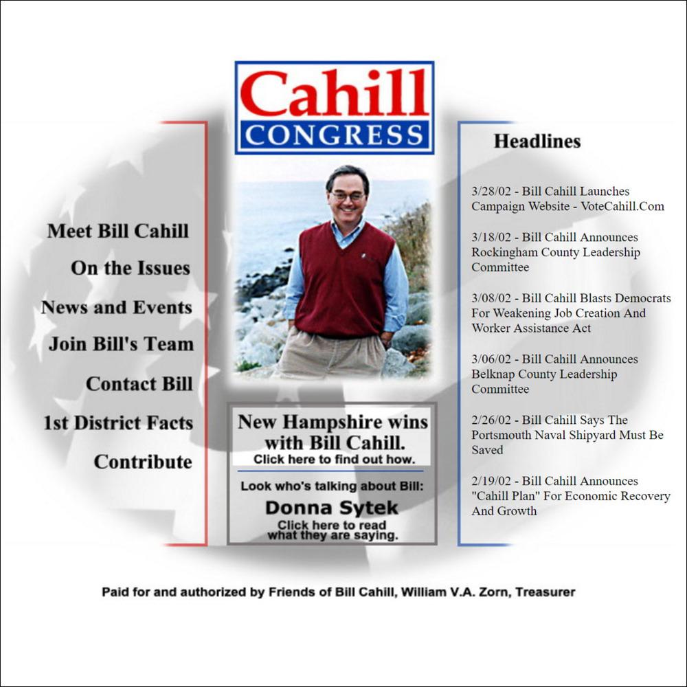 Bill Cahill