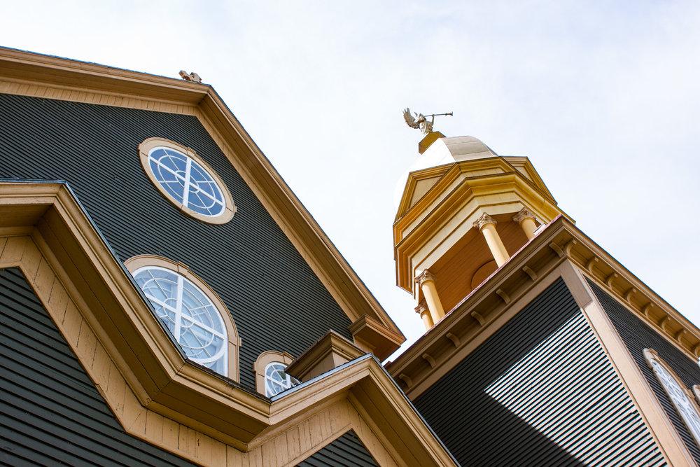 Musée culturel du Mont-Carmel - Lille, Maine