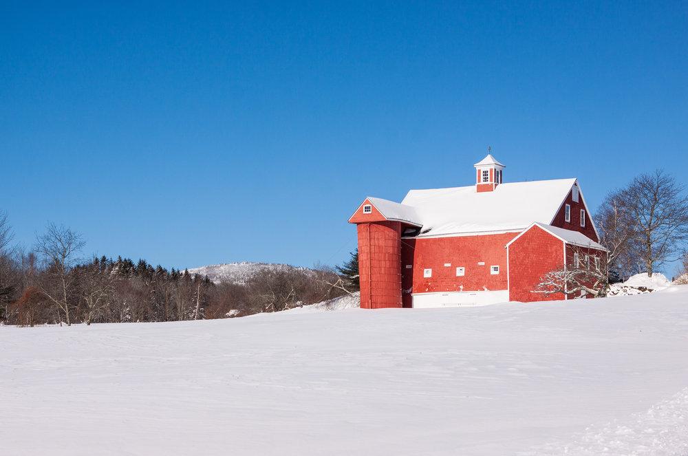 Barn - Camden, Maine