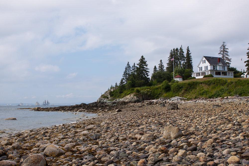 L'Hermione - Brooksville, Maine