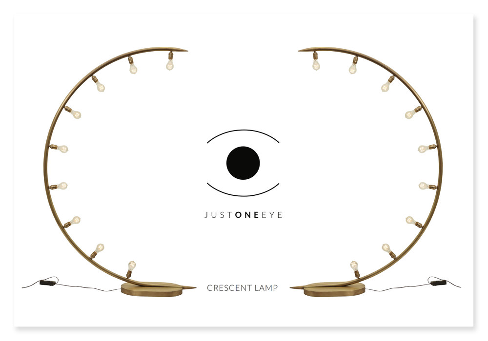 Just One Eye postcard