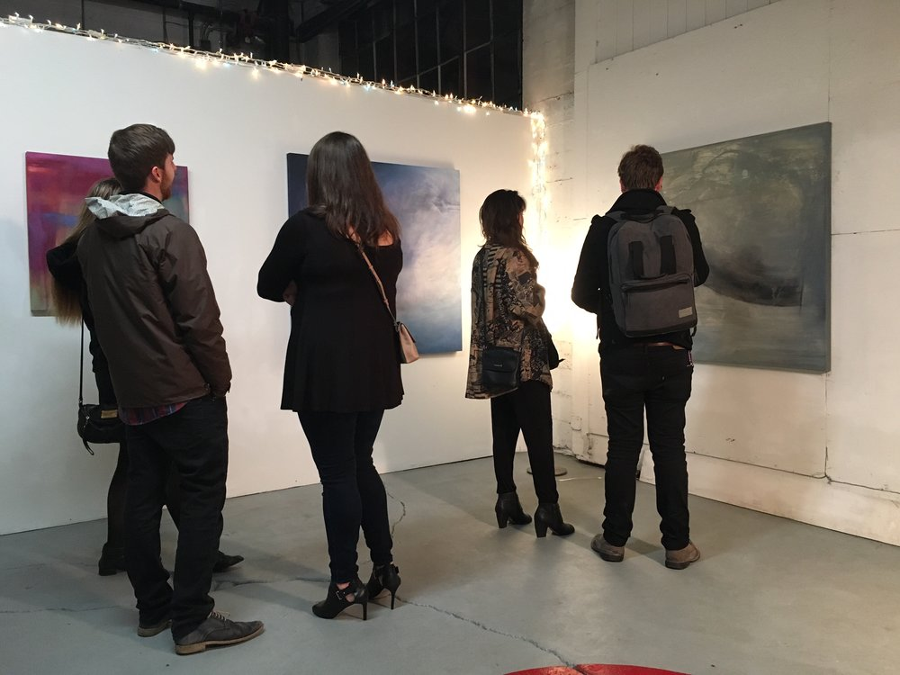 Holiday Show at Art Explosion – 12/9/16