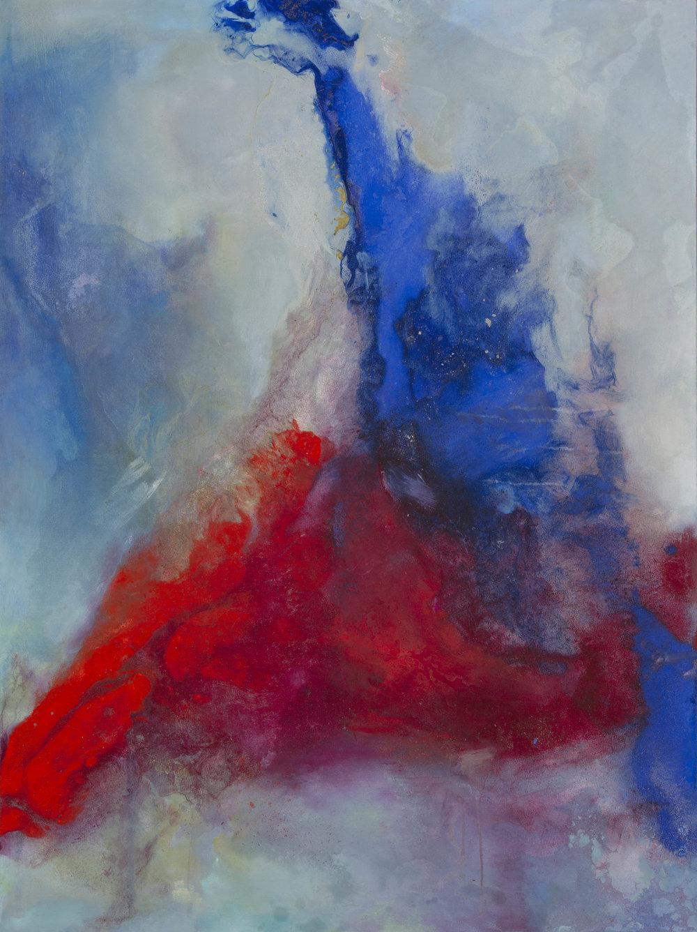 """Último,  oil on canvas, 48"""" x 36"""""""