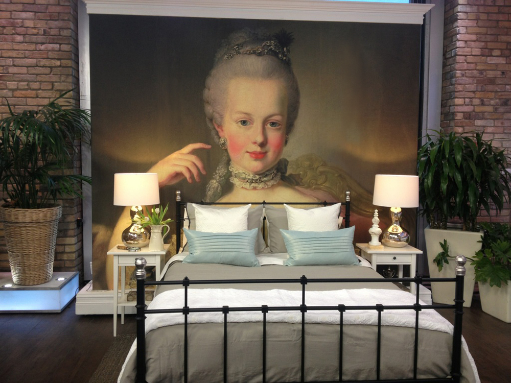 Archduchess Marie Antoinette Habsburg-Lotharingen - Courtesy Rollout Custom Wallpaper