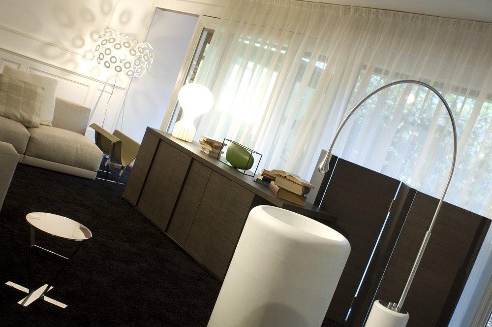 Gessi Goccia living area 2