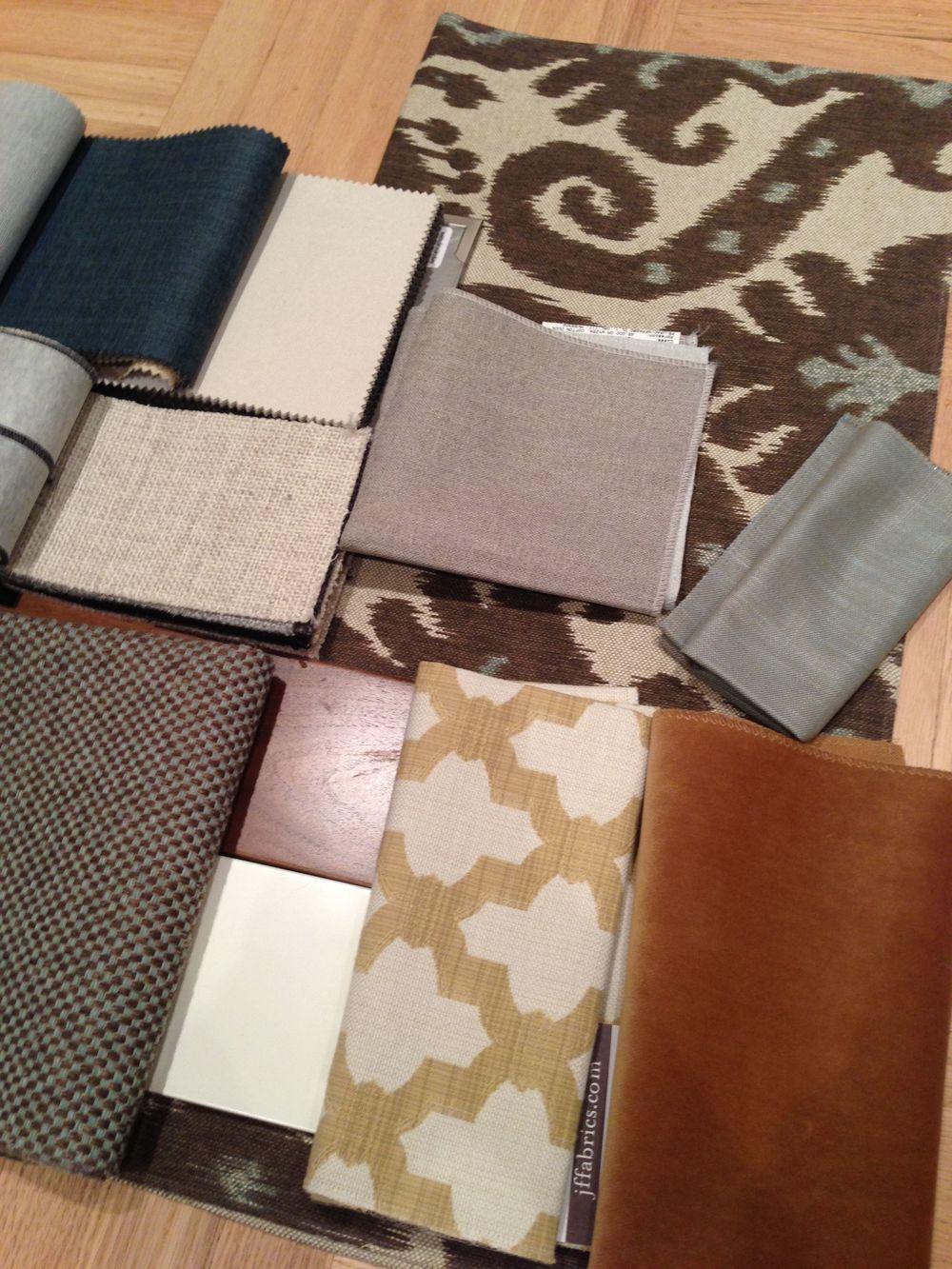 CKID Fabric Scheme