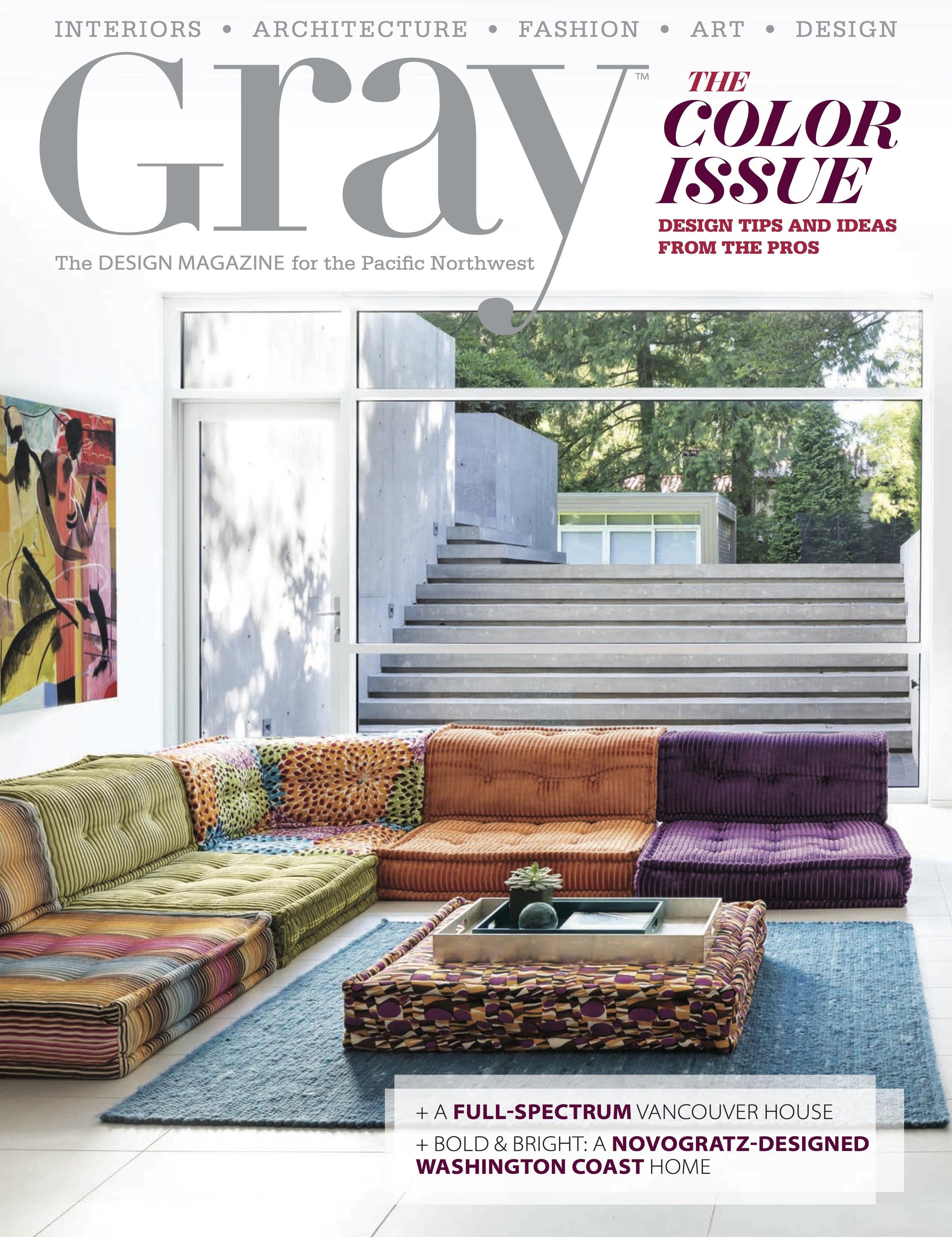 Gray Magazine Issue No. 20