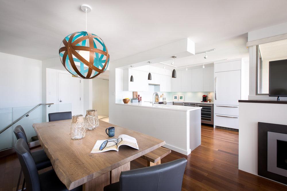 Professional interior architectural planning