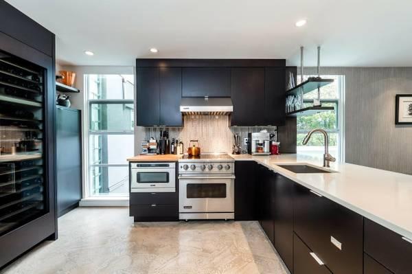 Custom cabinet design, production & installation