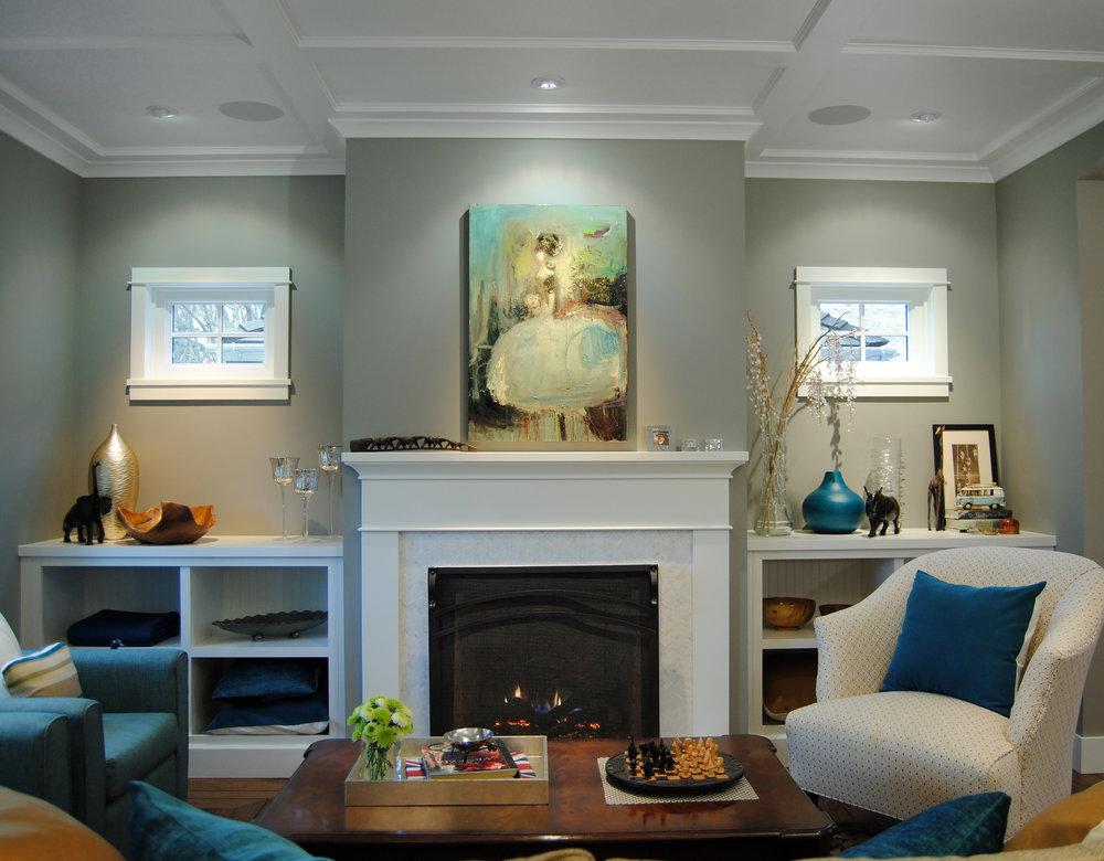 Style and furniture space planning