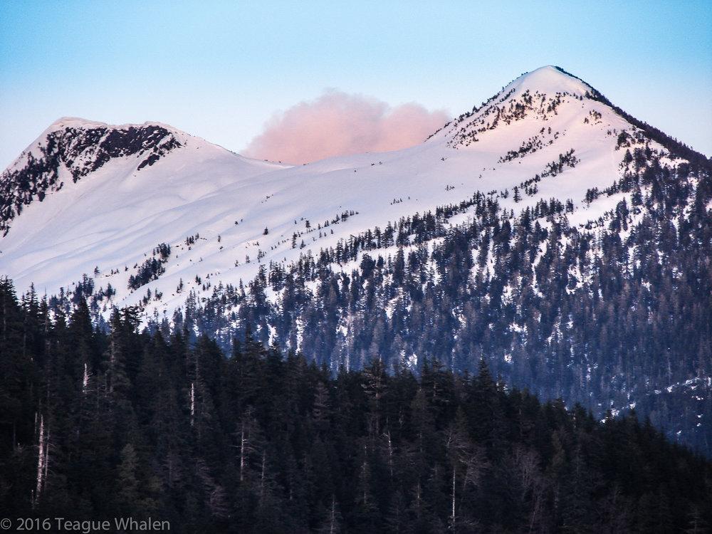 Deer Mountain Peaks