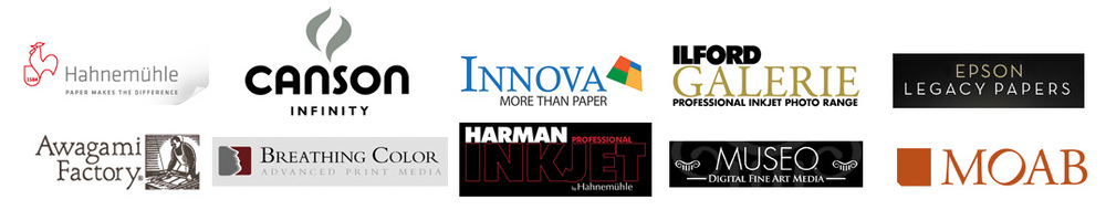 Digital Printing on many brands of papers