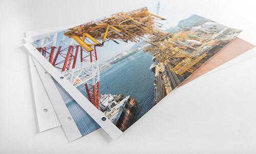 we make portfolio prints