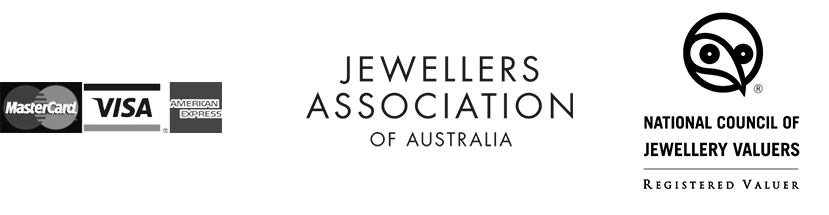 JAA member; National Council of Jewellery Valuers - Registered Valuer