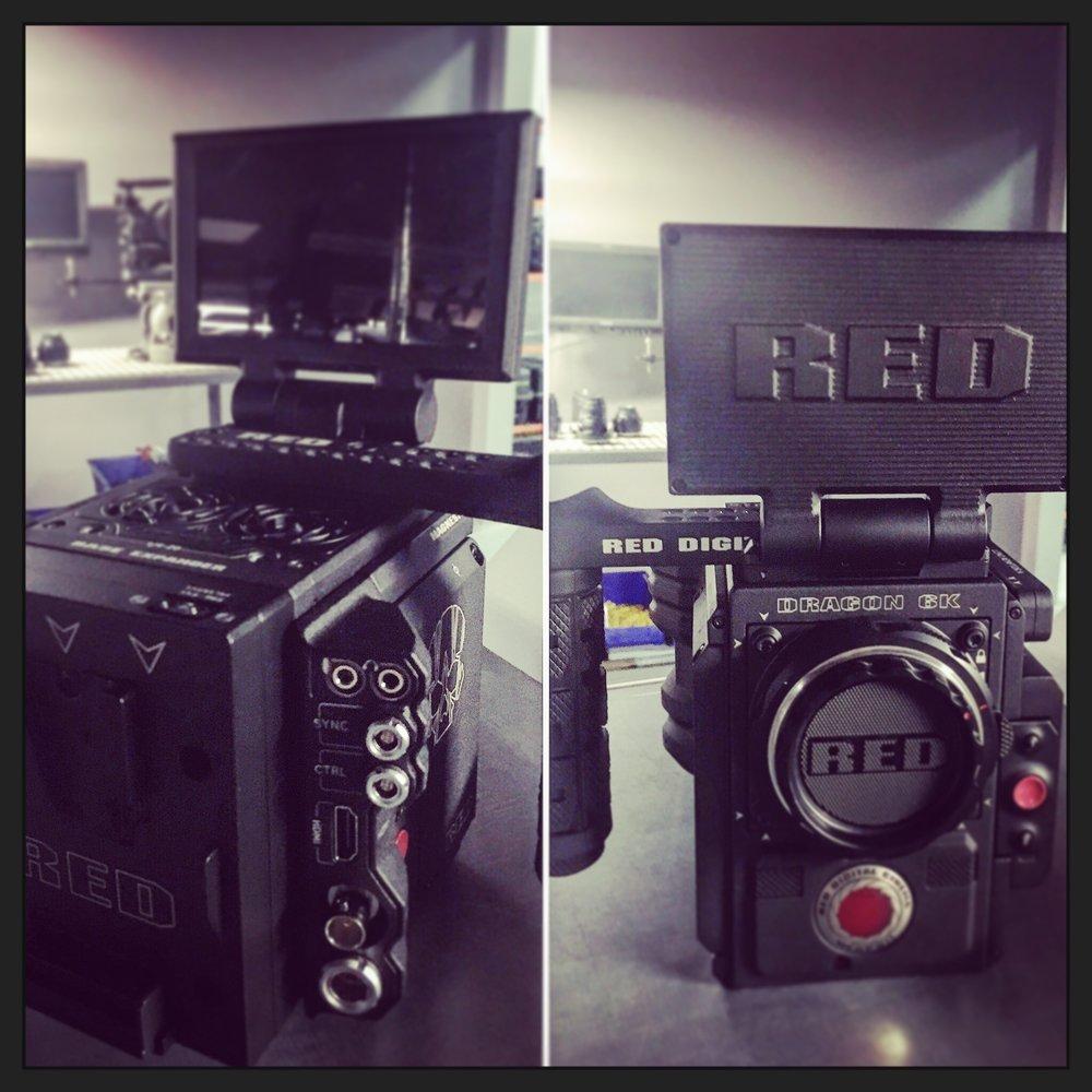 Red Dragon Epic Camera