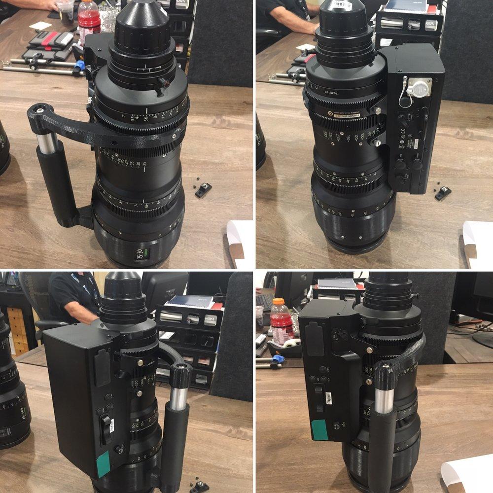 Fujinon 25-300 Lens
