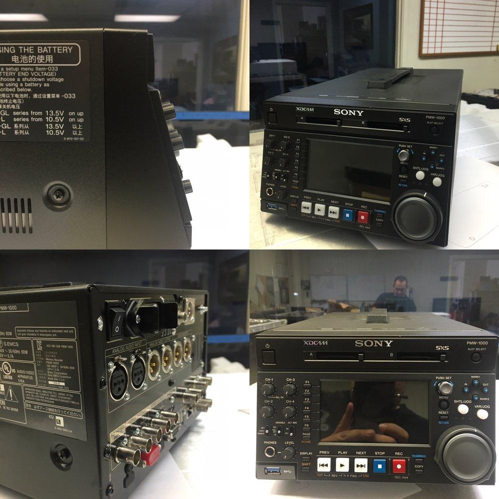 Sony PDW-1000