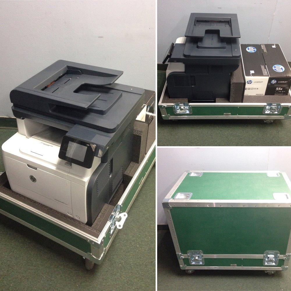 HP Laserjet MFP-M521DN