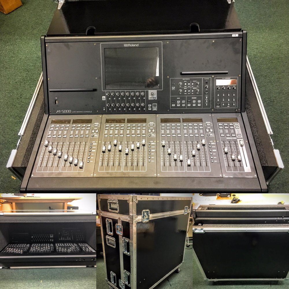 Roland M-5000 Mixing Console