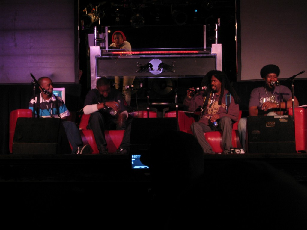Buckshot, 9th Wonder, Murs and Dres The Beatnik @ A3C