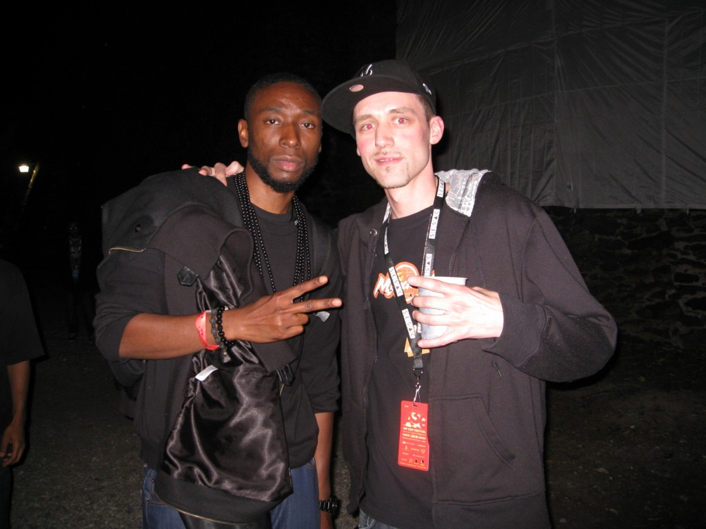 9th Wonder & Notion @ A3C
