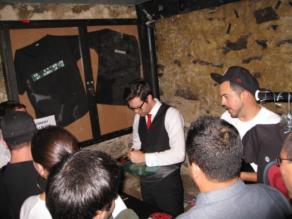 Mayer Hawthorne @ Bowery Ballroom