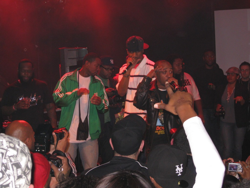 Starang Wondah, Rock and Buckshot @ Duck Down Showcase, CMJ