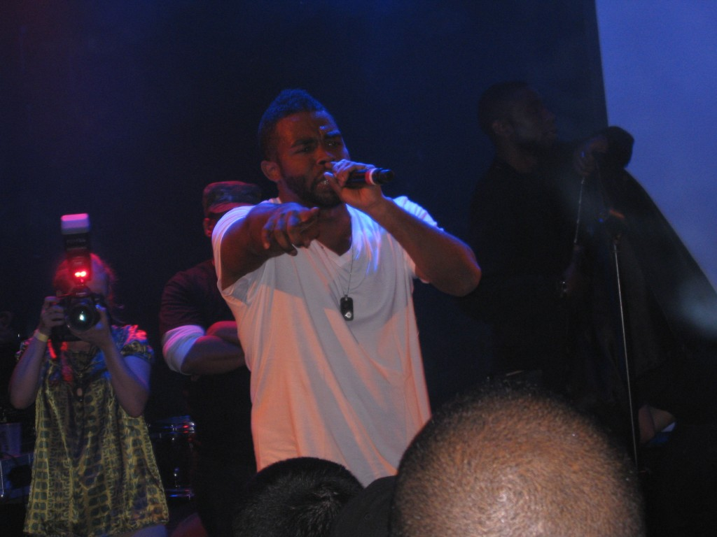 Pharoahe Monch @ Duck Down Showcase, CMJ