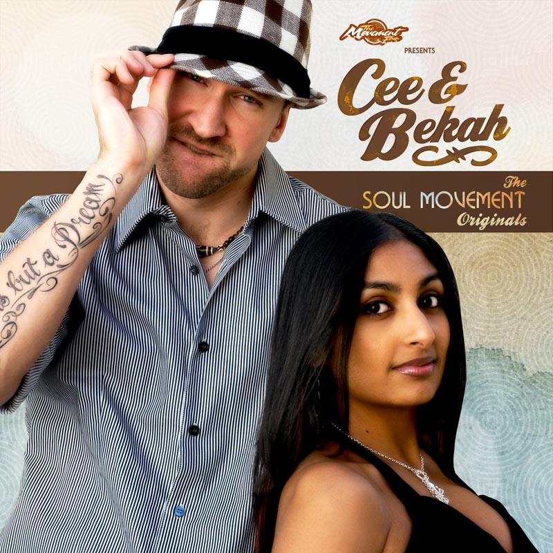 Cee & Bekah - The Soul Movement Originals (front)