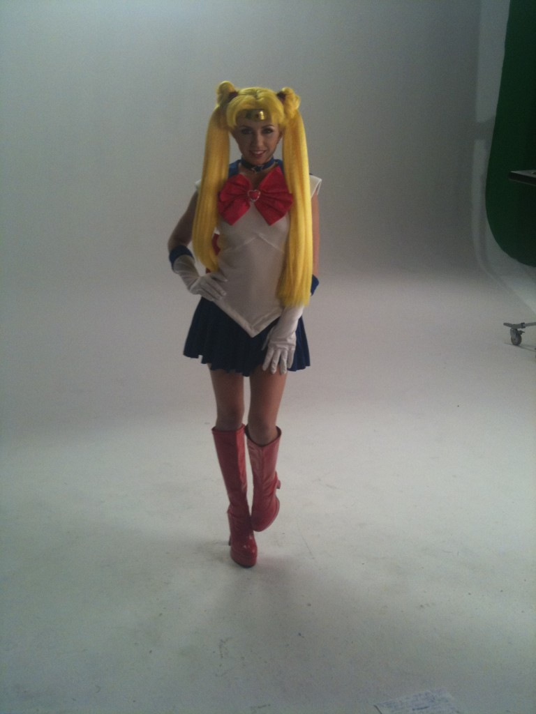 Sailor Moon XXX Parody