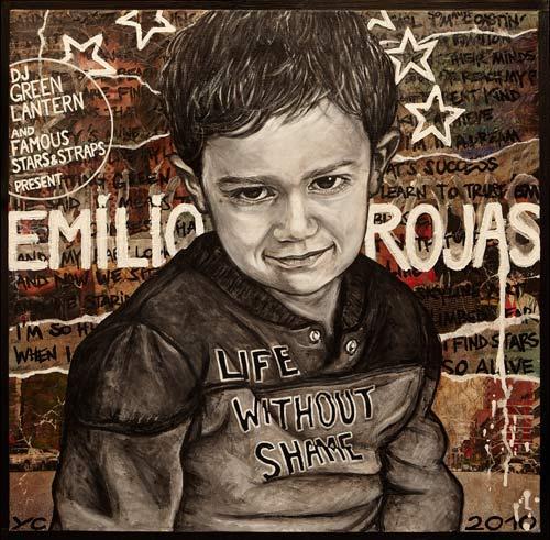 Emilio Rojas - Life Without Shame