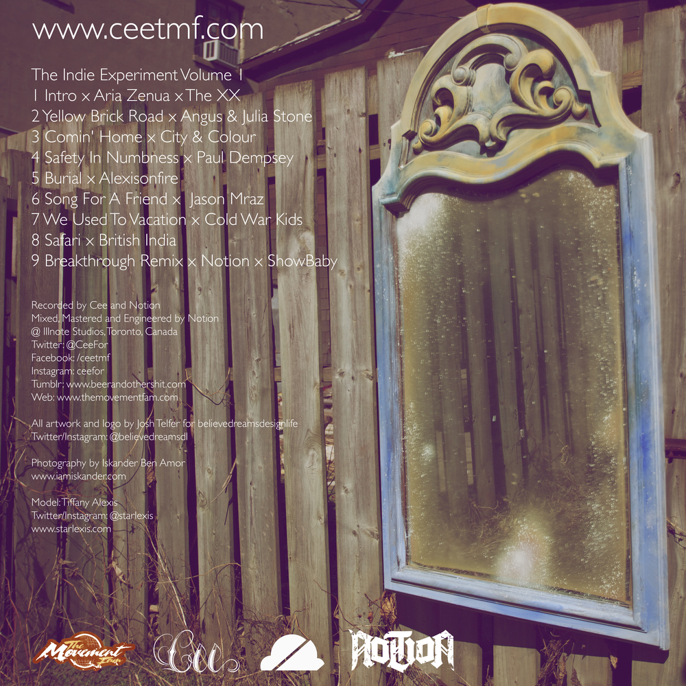 Cee - The Indie Experiment Volume 1
