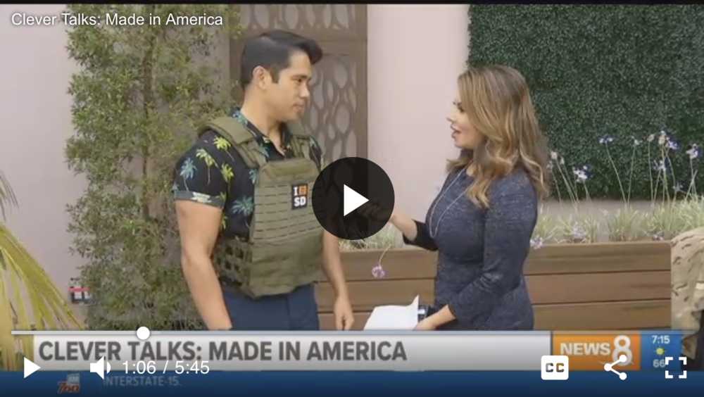 CBS 8 San Diego, Clever Talks: Made in America Conference