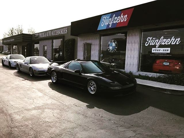#TBT when the #heavyhitters #pullup #nsx