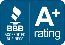 As an Oklahoma trusted roofing company, we have earned a perfect A+ rating with the BBB