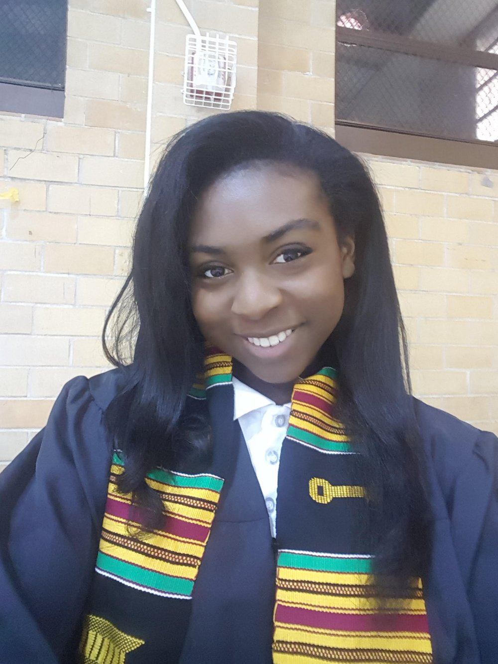 Coraźon Johnston - Top 10 Graduating Senior at Carver High School