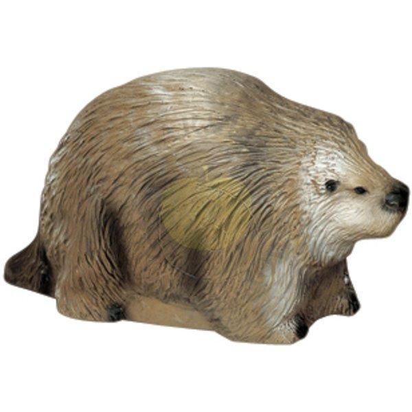 3D djur i gummi.