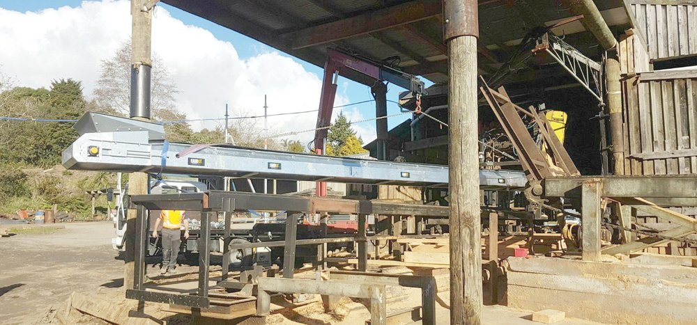 Easikit   Modular Conveyors   for Construction and Industrial Sites